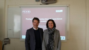 Flaminio Squazzoni and Diane Payne, UCD Seminar, 21 March 2016