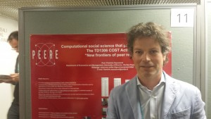 Flaminio Squazzoni at ICCSS 2015