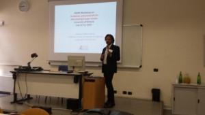 Giovanni Maria Riccio on privacy, protection and data mining
