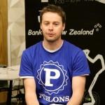Andrew Preston (Publons)